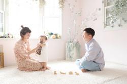 藤沢の1歳誕生日記念撮影 | ベビブレ藤沢の1歳