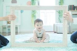 藤沢の1歳誕生日記念撮影 | ベビブレ