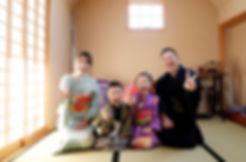 湘南,七五三撮影