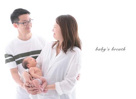 Baby撮影|横浜|湘南エリアのフォトスタジオ|ベイビーズブレス