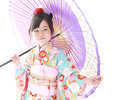 鎌倉|藤沢|ナチュラルな七五三撮影