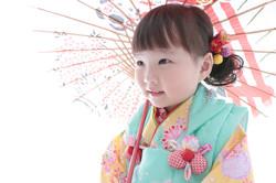 湘南藤沢市の七五三撮影