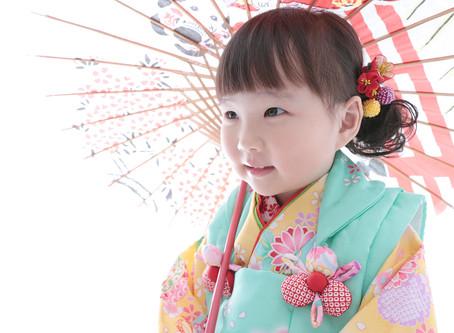 湘南のお洒落な七五三撮影