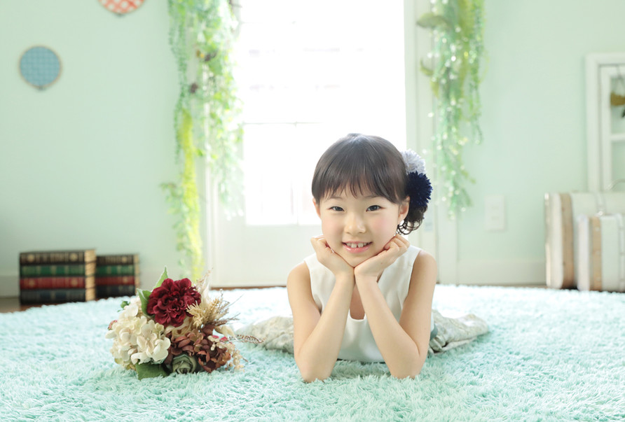 湘南藤沢市の可愛いフォトスタジオ   ベイビーズブレス