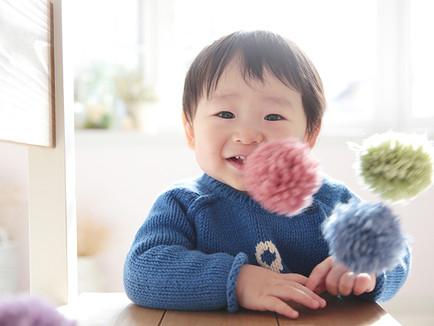 赤ちゃん写真|湘南藤沢市