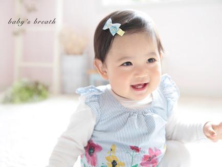 Baby撮影 横浜 湘南エリアのフォトスタジオ ベイビーズブレス