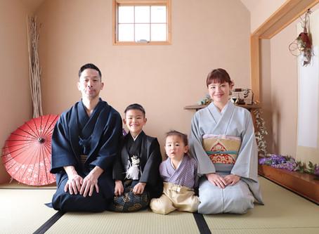 鎌倉、藤沢、戸塚のお洒落で可愛い七五三撮影