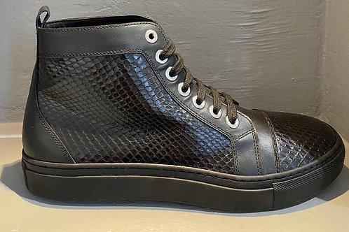Mauren Python Sneaker