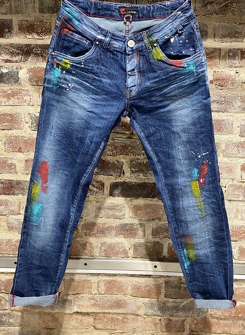 Jeans/Paint