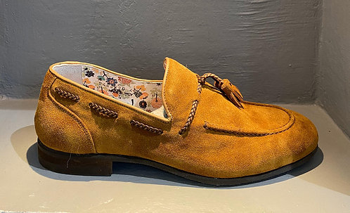 Cognac Slipper