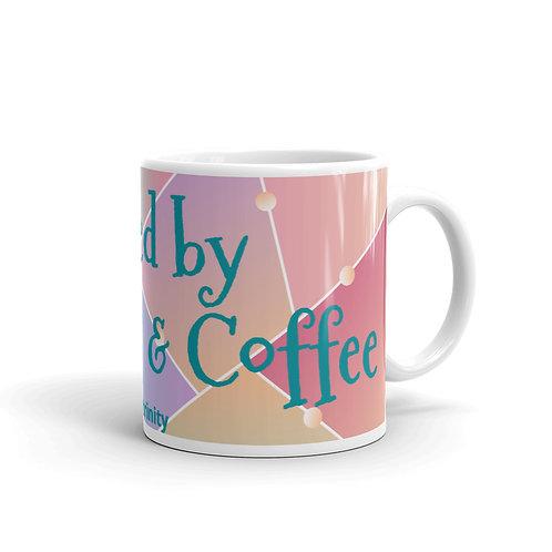 Fueled by Crystals & Coffee Mug