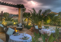 Superbe vue du rooftop Riad Camilia - Marrakech