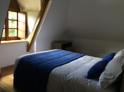 Chateau de vixouze_Chambre Bleu