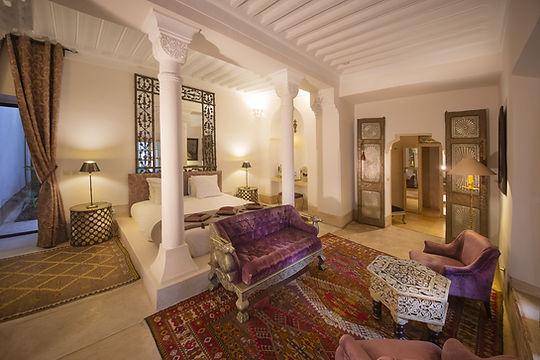 Superbe suite Bahia