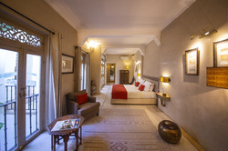 Chambre de Luxe Riad à Marrakech