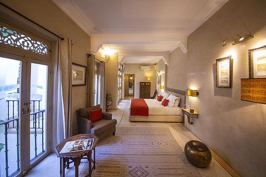 Hotel suite Riad Camilia Marrakech
