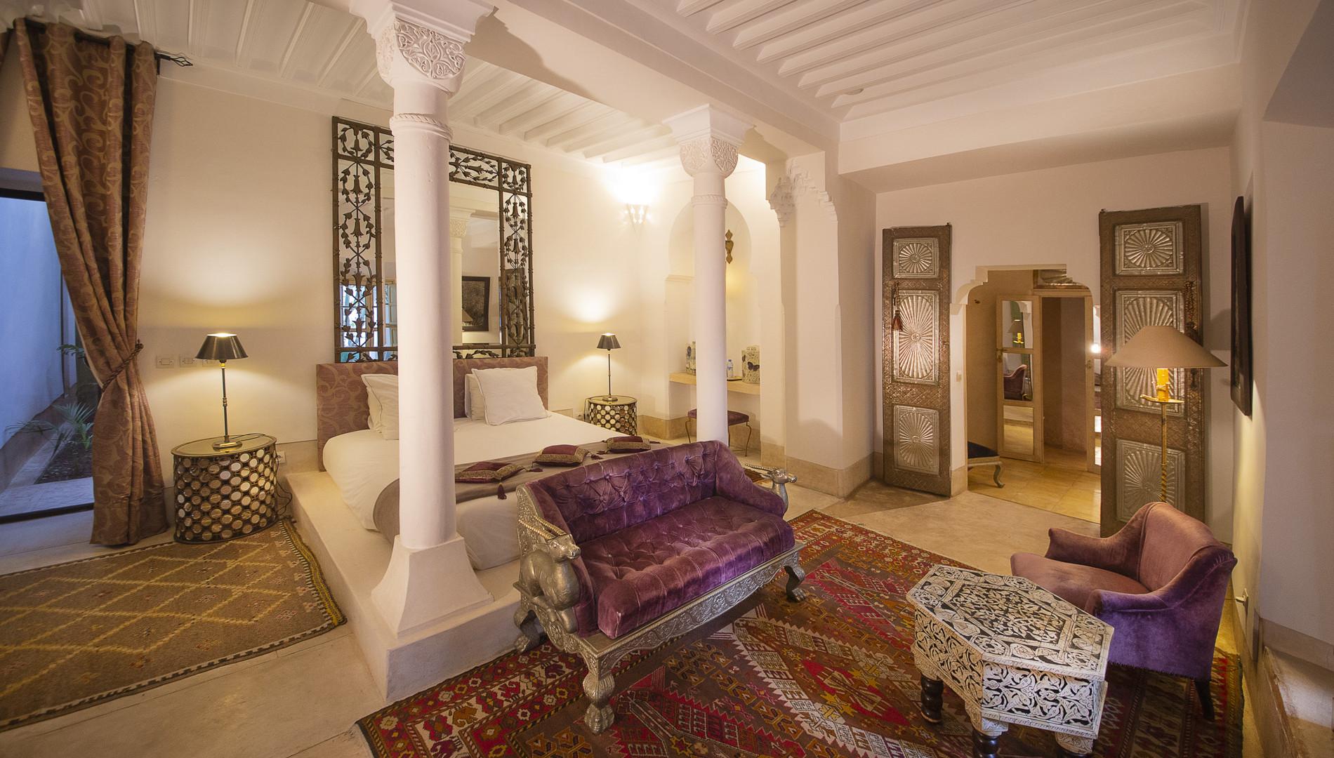La Suite Bahia - Riad Camilia - Marrakech