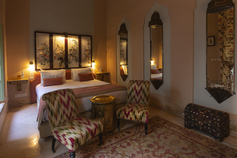 Chambre Luxe du Riad Camilia