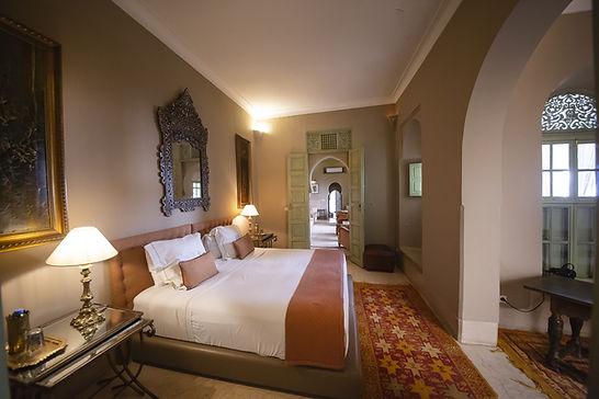 Chambre Suite Dar El Bacha