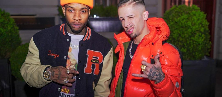 """The Plug Records bring in Dappy x Tory Lanez for""""NOT TODAY"""""""