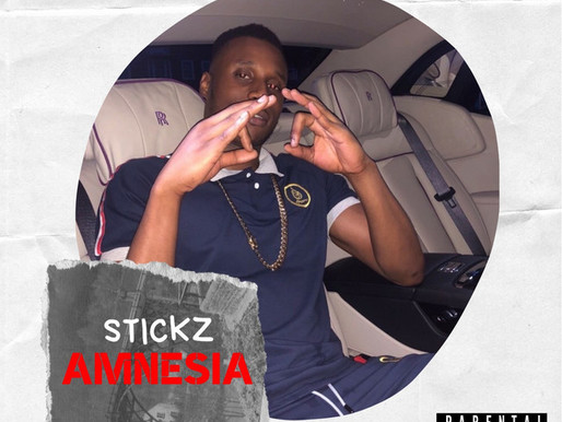 """Stickz, Godfather of Drill, is back again with """"Amnesia"""""""