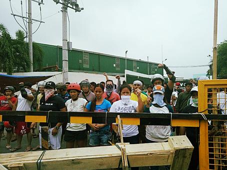 #BoycottNutriAsia, End Contractualization, Regularize Jobs!  GABRIELA LA Stands with the striking Nu