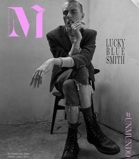 Lucky Blue Smith | M la Revista de Milenio