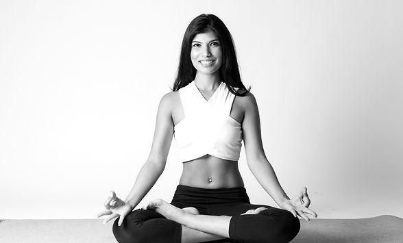 Canadas youngest certifier yoga teacher