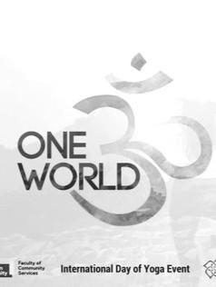 One World Om – International Yoga Day Event