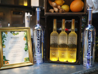 Belvedere with a Ginger Twist