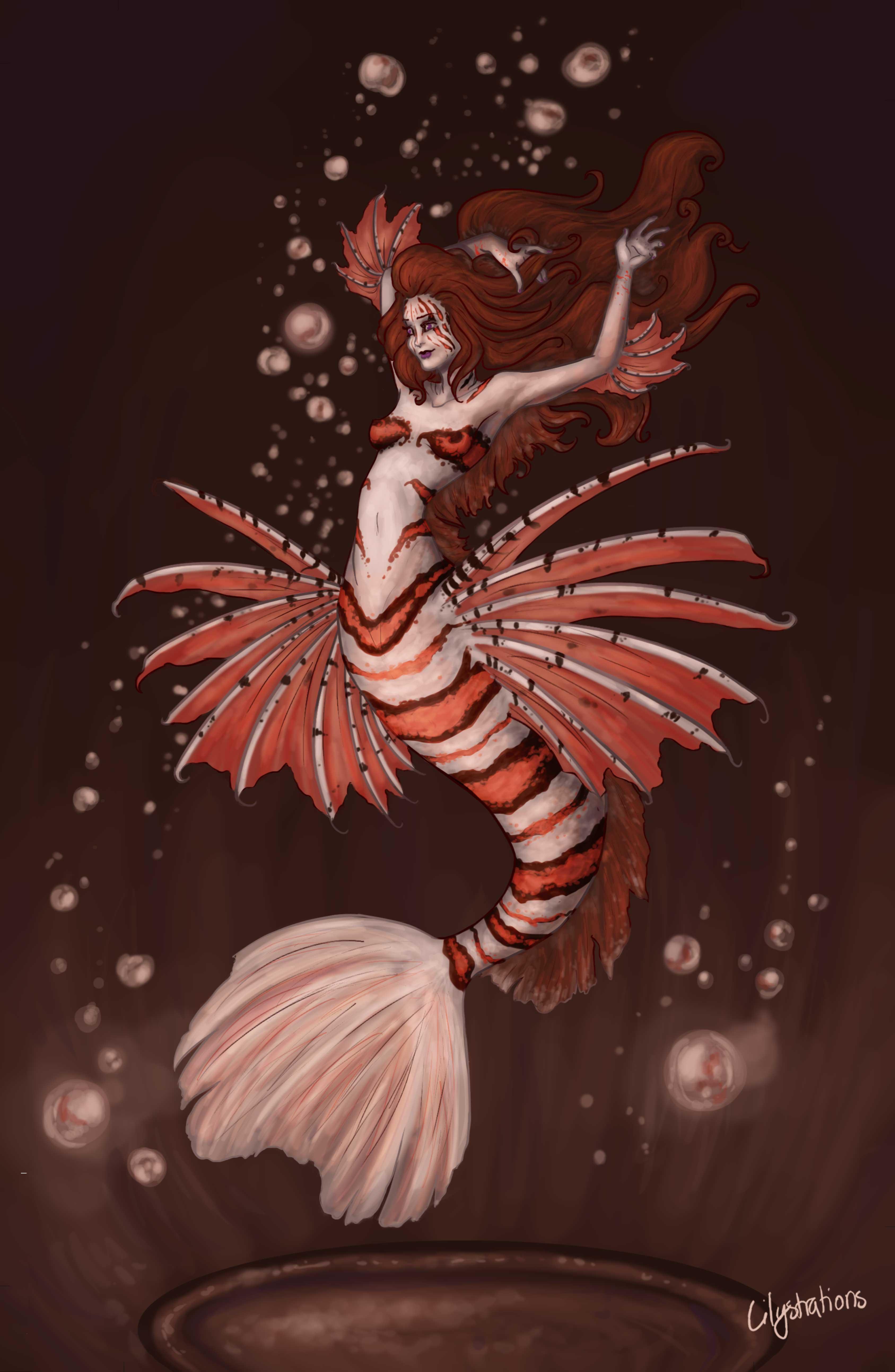 lionfish-mermaid