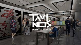 ホテル「TAVINOS」HPコピーライティング