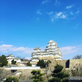 出張 姫路城