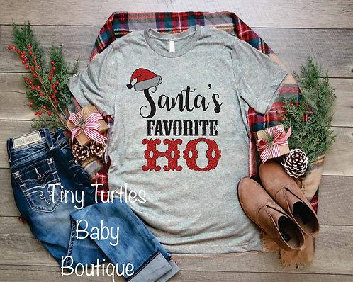 Santa's favorite Ho