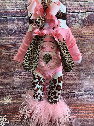 Leopard Bunny
