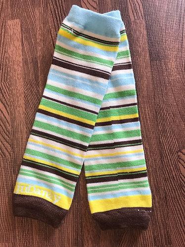 Snazzy Stripe Legwarmer
