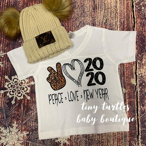 Peace•Love•2020