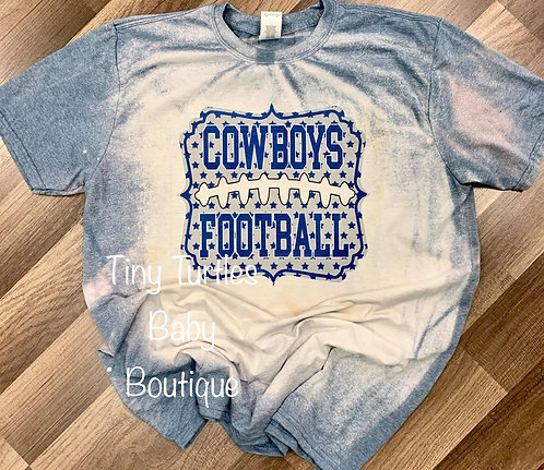 Cowboys Football tee