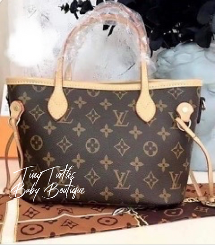 Never leave home without it (purse)