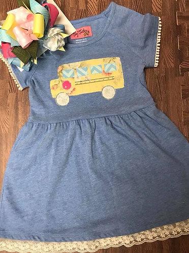 School Bus Dress