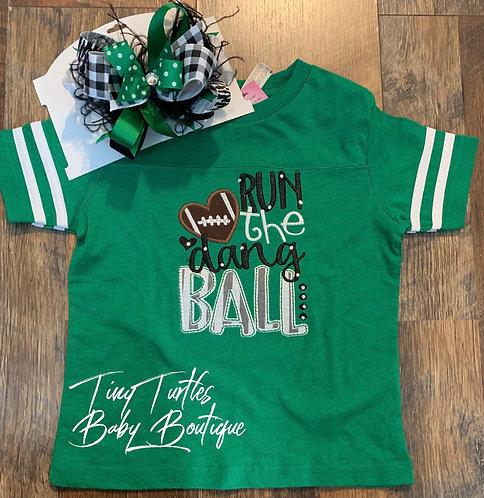 Run the dang ball (TEE)