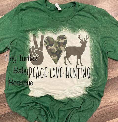 Peace•Love•Hunting
