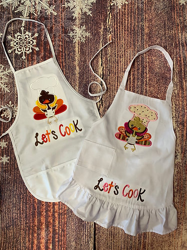 Happy Helper Aprons