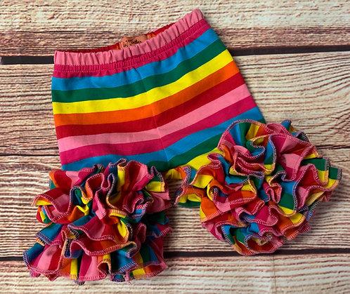 Fun stripes shorties