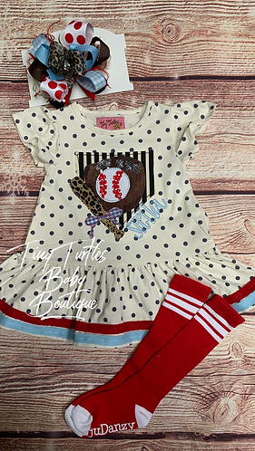 Peanuts & cracker jacks dress