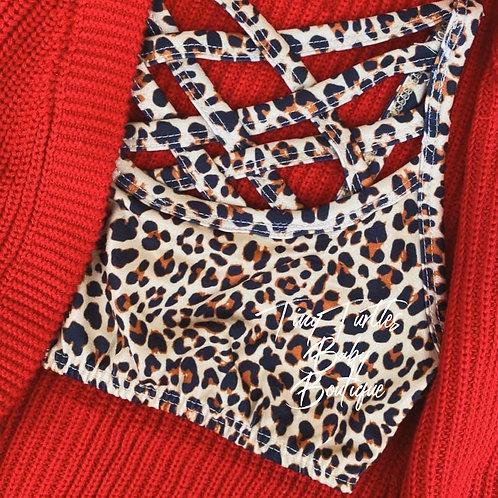 Leopard Bralette (kids)