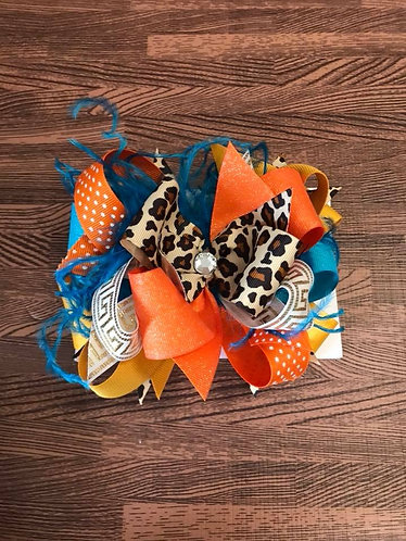 Pumpkin Bliss Bow