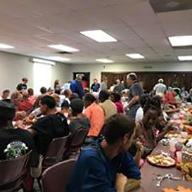 Feeding The Homeless for the Holidays (Palm Bay)
