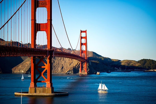 SAN FRANCISCO | The golden gate bridge