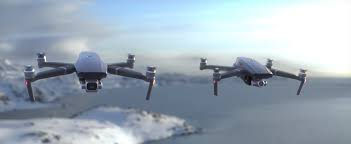 Prises de vue au drone